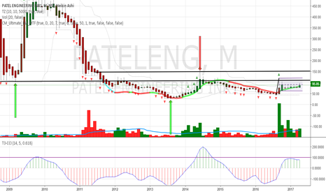 PATELENG: PatelEng Last Chance to catch this stock