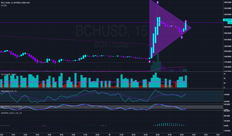 BCHUSD: BCH/USD A big move one way or another is coming