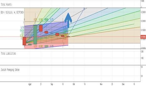 BCHBTC: bch prediction in one week