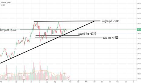 TSLA: TSLA potential long opportunity
