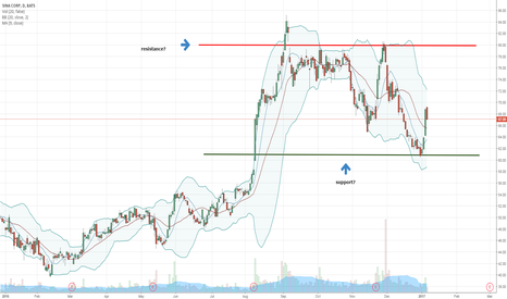SINA: First Time Drawing Resistance And Support