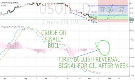 USOIL: OIL STARTED BULL MARKET FEW MINUTES AGO