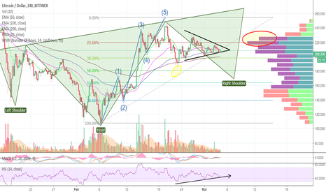 LTCUSD: LITECOIN Is Waiting For Bitcoin-Daddy To Give Directions!