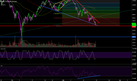 BTCUSD: Falling Wedge With Bullish Divergence & G20 Meeting