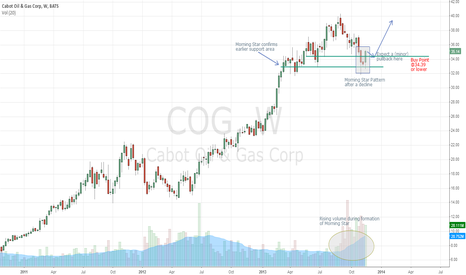 COG: COG Correction over?