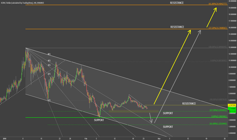 ICXUSD: ICON Medium Term Potential Could Be 300% - 400%