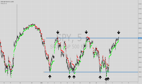SPY: SPY 206 - Time to Buy Puts ????
