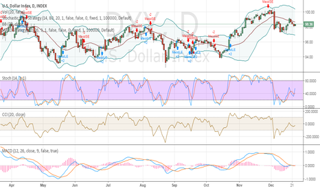 DXY: Future of USD