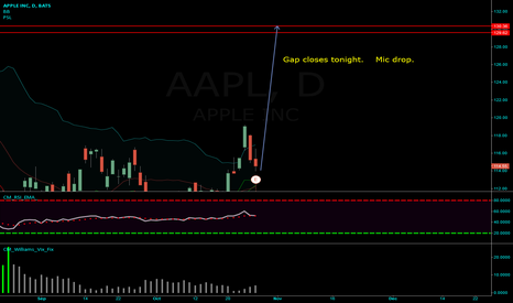 AAPL: I have dreams