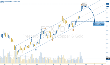 FCX: Correction time for FCX
