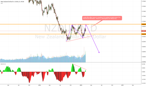 NZDUSD: Looking for Wave 5 on NZD/USD