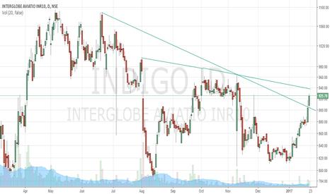 INDIGO: Indigo - A watch out counter.