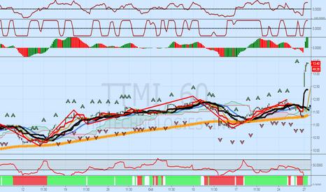 TTMI: Update: TTMI Entry Points: Stock Surges 18%