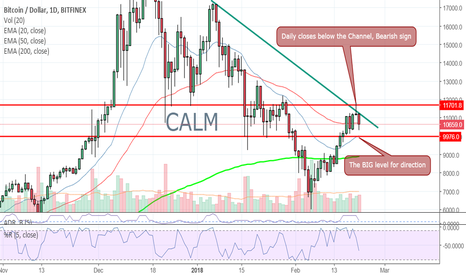BTCUSD: Has BTC just booked a return Flight?