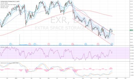 EXR: Long Opportunity