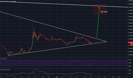 BCCBTC: Bitcoin Cash is escaping flag with a BOOM soon
