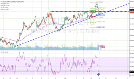NZDUSD: Looking for a opportunity to long NZDUSD