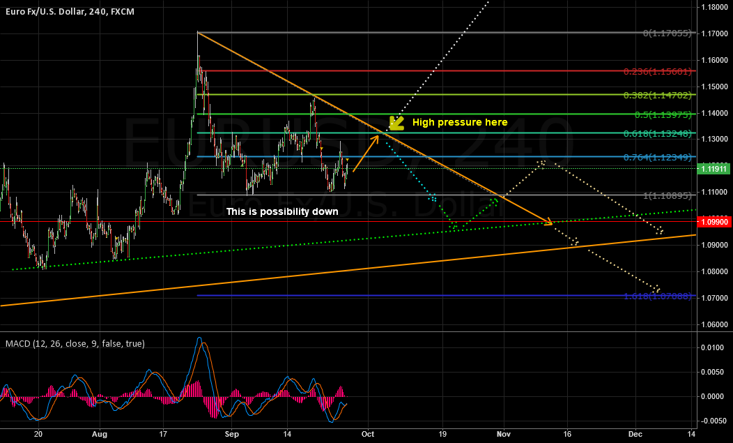Euro Confirm downtrend with 1.13250