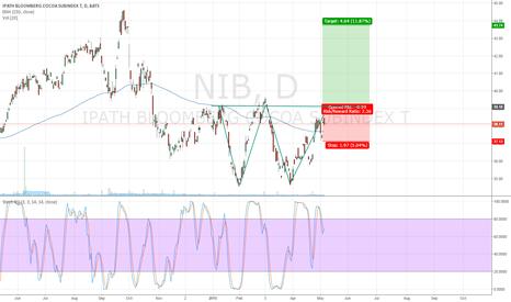 NIB: Double Bottom Pattern