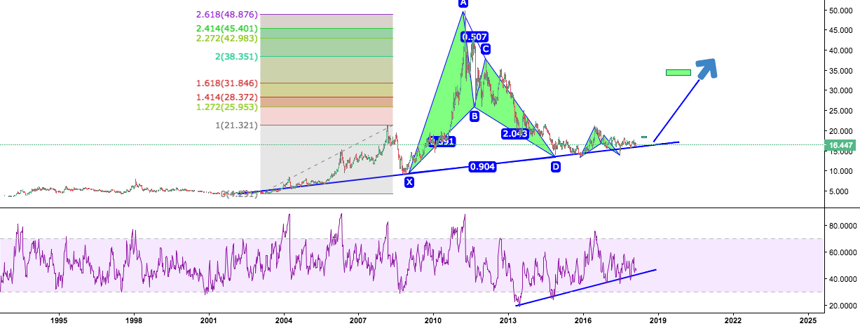 SILVER to hit 100 $ till the end of this decade?