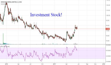 KRIINFRA: KRINFRA - Investment Stock!