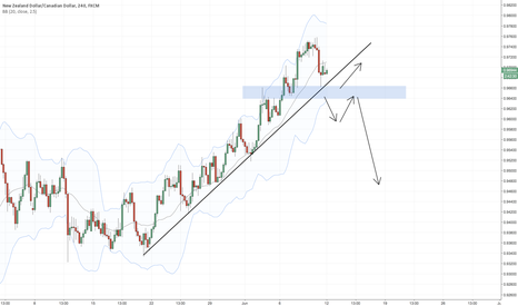 NZDCAD: NZDCAD at important stage - TL setup