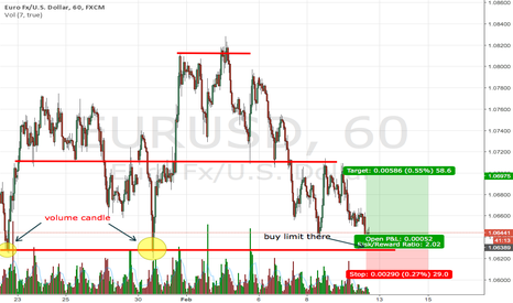 EURUSD: The euro is poised for growth