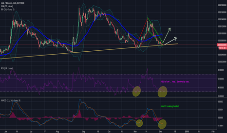 LSKBTC: LSK looking prime to buy - expect  returns in the short  & mid.