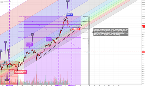 BTCUSD: BTCUSD Stamp - Two Possibilities of where it's going down to