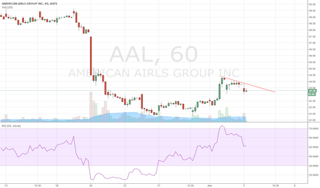 AAL: airlinese go down