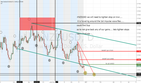 NZDUSD: NZDUSD stopped out with a profit...