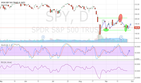 SPY: spy bullish