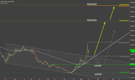 NLGBTC: Gulden Breaks Above The Channel