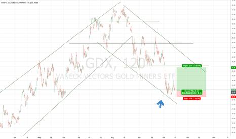 GDX: Gold Rebound: Week Out