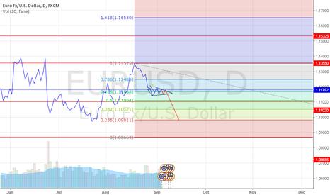 EURUSD: EUR/USD INTRADAY : UNDER PRESSURE