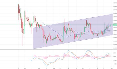 XRPUSD: Riple climbing to 0.32$ short term buy signal!