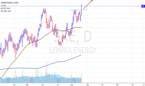 SRE: Sempra Energy Cup with handle