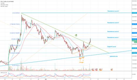BTGUSD: Bitcoin Gold Trading Opportunity