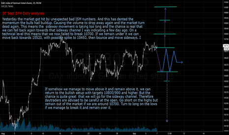 GER30: DAX daily analyses 07 sept 2006