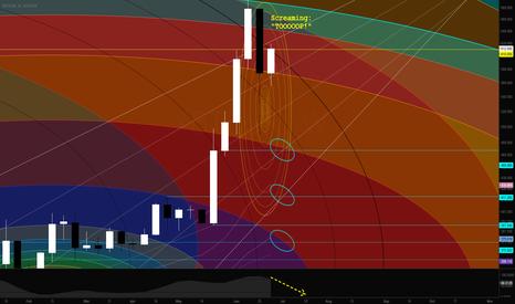 """XBTEUR: Bitcoin Weekly Screaming """"TOOOOOP!"""""""