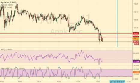 AAPL: Apple support breaking