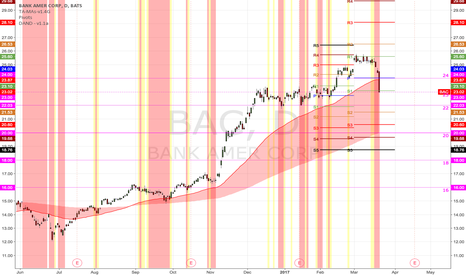 BAC: (D) Flushed through 24 (& P Pivot) and testing support