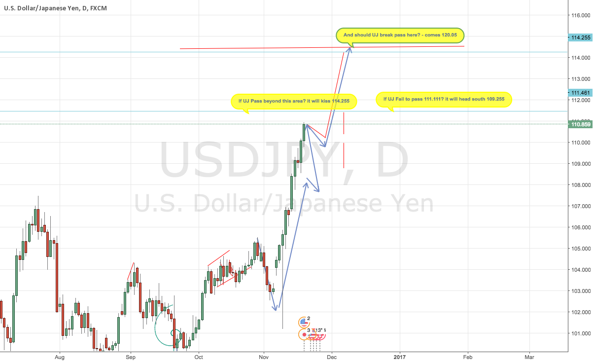 USD JPY Forecast | US Dollar Japanese Yen - Here Comes Mr BULL