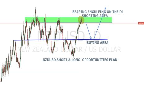 NZDUSD: NZDUSD SHORT & LONG OPPORTUNITIES PLAN