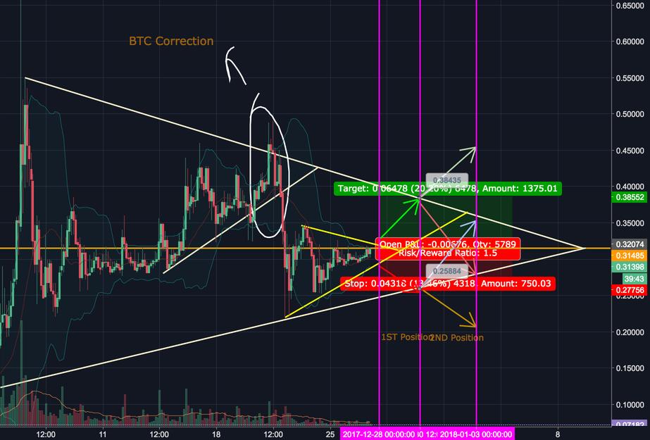 YYW/Dollar // Bitfinex // Action Plan