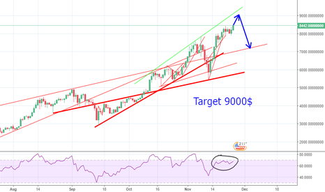 BTCUSDT: Bitcoin Moves  Before CheckMate