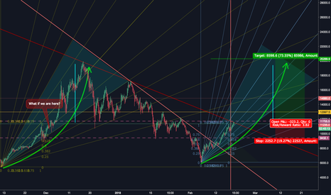 BTCUSD: What if we are going to new ATH