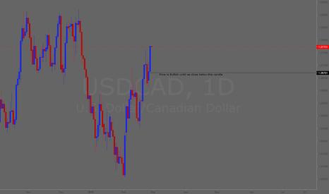 USDCAD: USD/CAD Daily now bullish