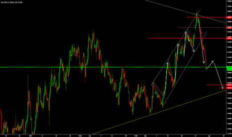 EURUSD: Euro dopped as anticipated