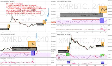 XMRBTC: Monero possibly going bubble in 2017
